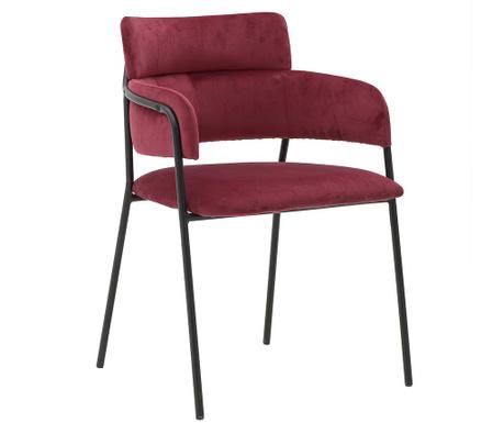 Stolička Evora Red