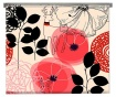 Rolo zavesa Oriental Girl 120x150 cm