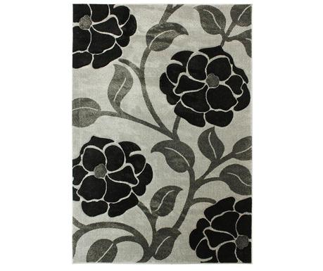 Vine Grey & Black Szőnyeg 120x170 cm