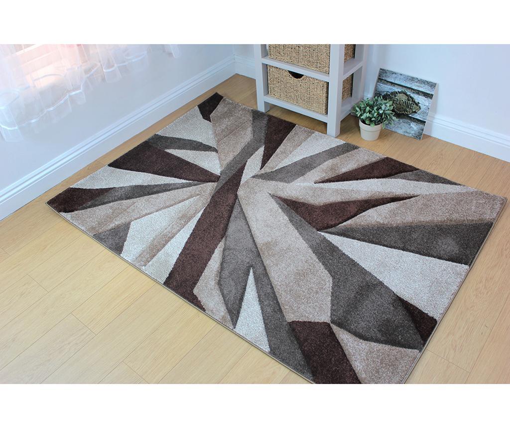 Covor Shatter Brown 120x170 cm