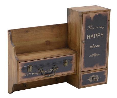 Závěsná skříňka Happy Place