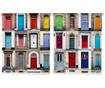 Set 2 rolo zaves Doors Coloring 100x200 cm