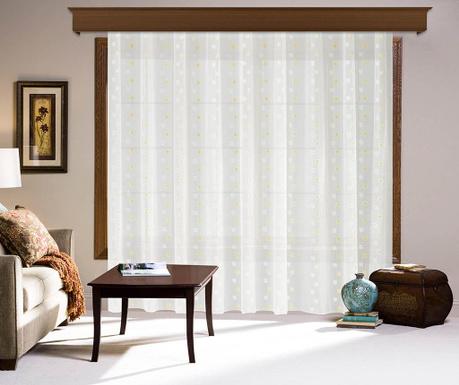 Záclona Soledad 200x260 cm