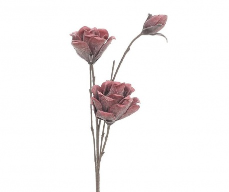 Floare artificiala Frozen Rose