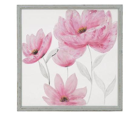 Magnolia Kép 80x80 cm