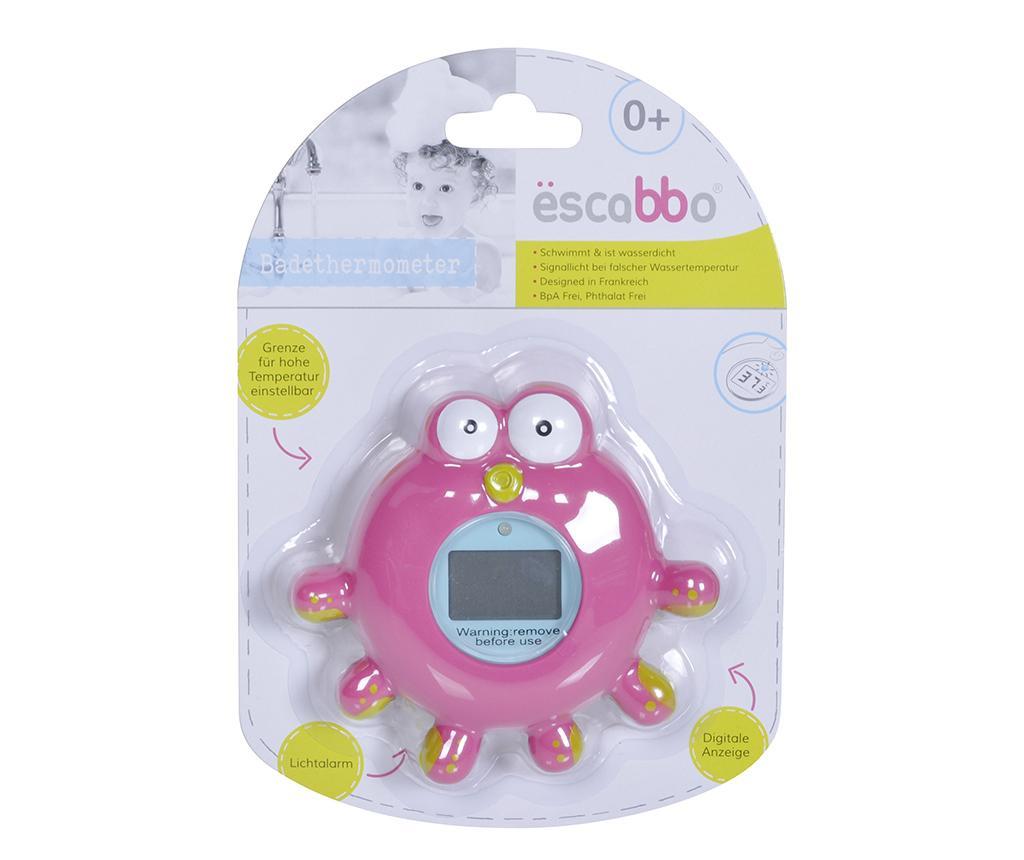 Termometer za kopalno kad Octopus