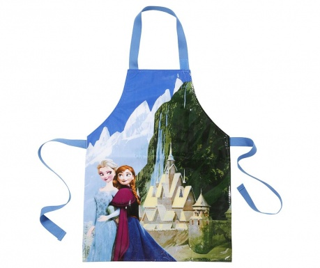 Detská kuchynská zástera Princesses