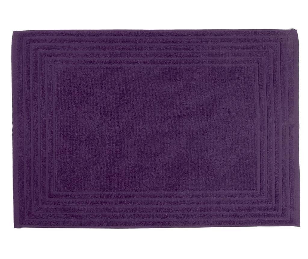 Alfa Aubergine Fürdőszobai szőnyeg 50x70 cm