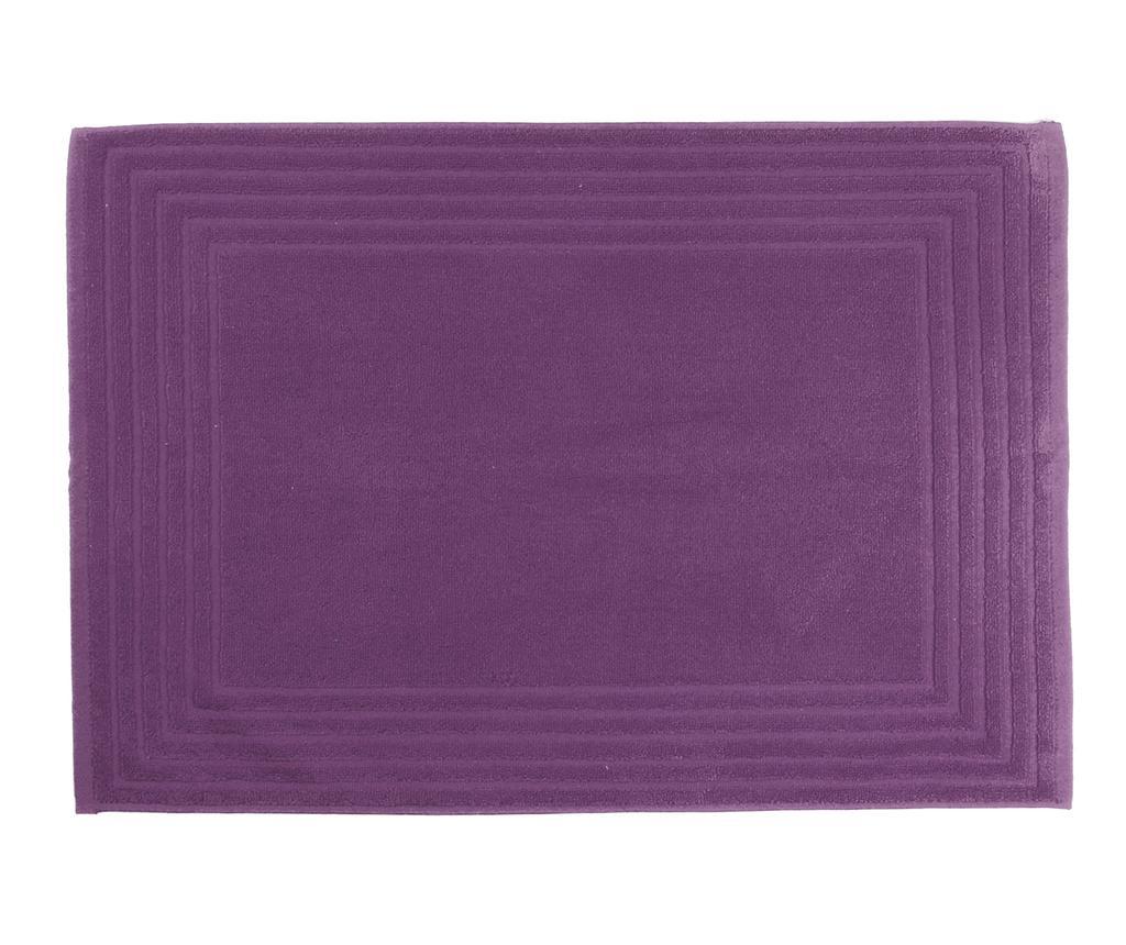 Covoras de baie Alfa Violet 50x70 cm