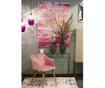 Tablou Pink World 100x140 cm
