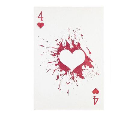 Obraz Hearts 40x60 cm