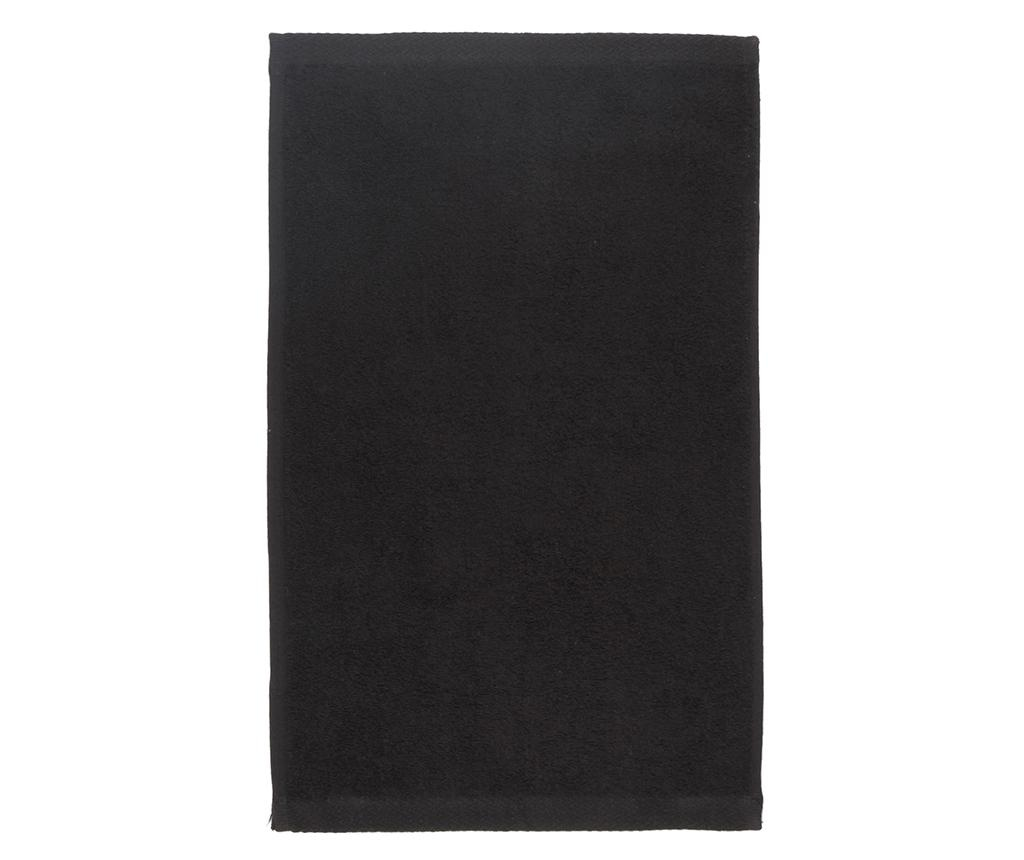 Prosop de baie Alfa Black 100x150 cm
