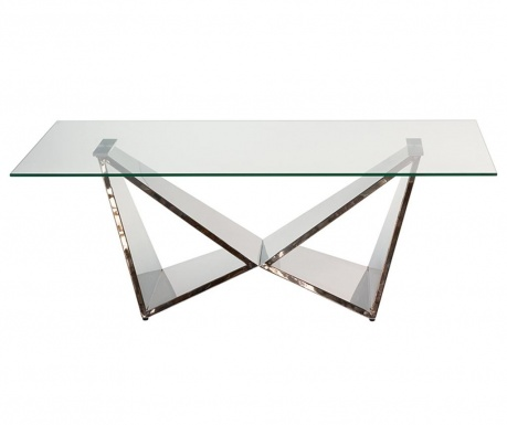Klubska mizica Crystal Pris