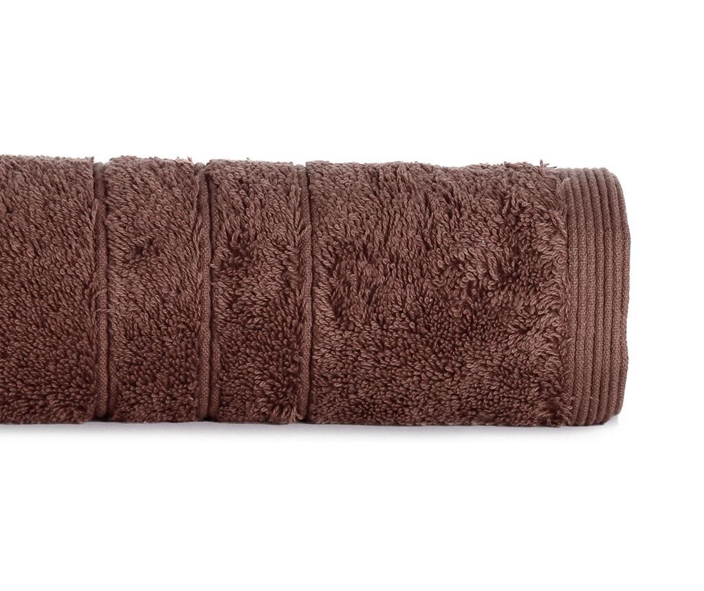 Prosop de baie Omega Chocolate 100x150 cm