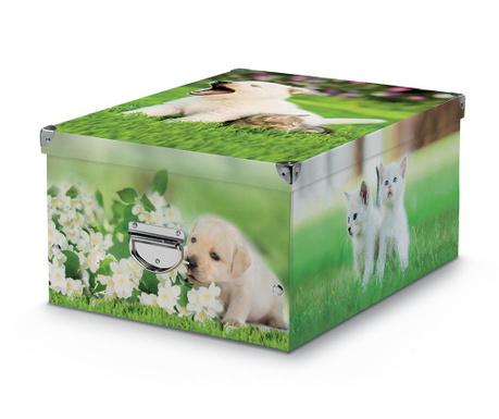 Kutija za spremanje s poklopcem Avery