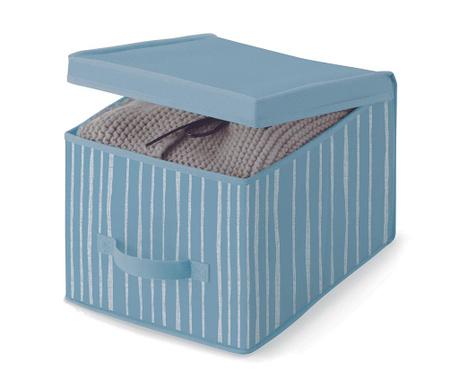 Shranjevalna škatla s pokrovom Beauty Stripes