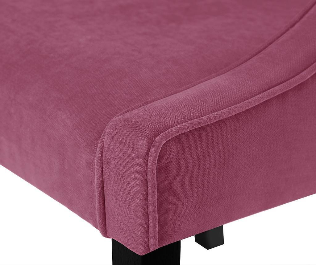 Set 4 scaune Guy Laroche Home Creativity Fuchsia