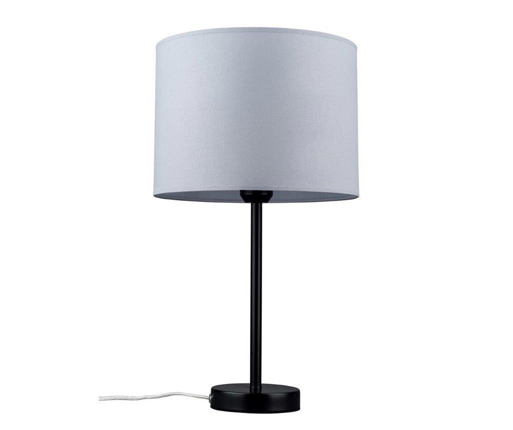 Stolna svjetiljka Tamara Grey Black