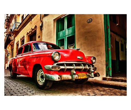 Vintage Car Kép 60x90 cm