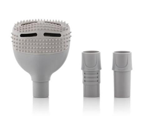 Krtača za sesalnik InnovaGoods Vacuum Brush