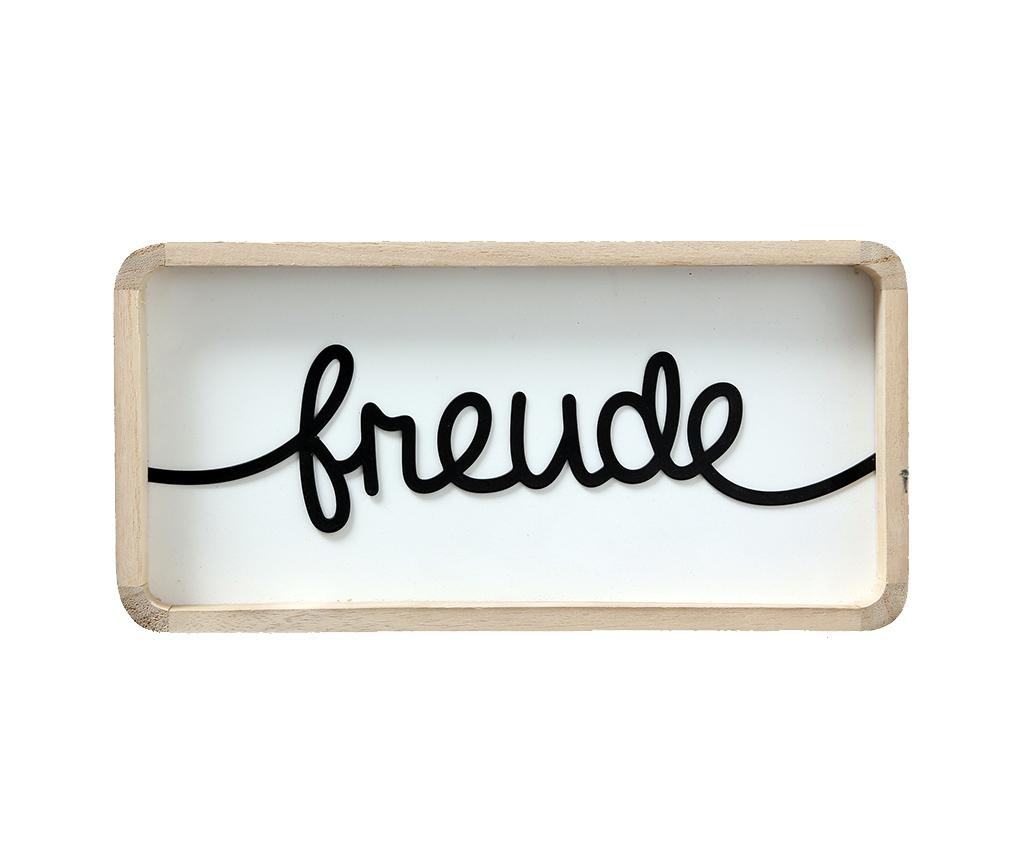 Stenska dekoracija Freude