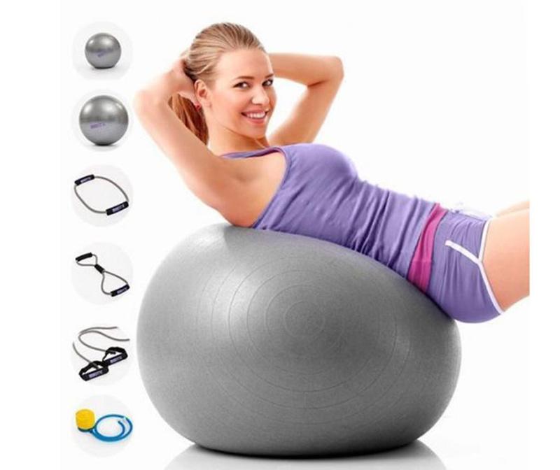 Souprava pro fitness, 6 dílů BTK Training