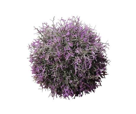 Umelá rastlina Lavender Ball