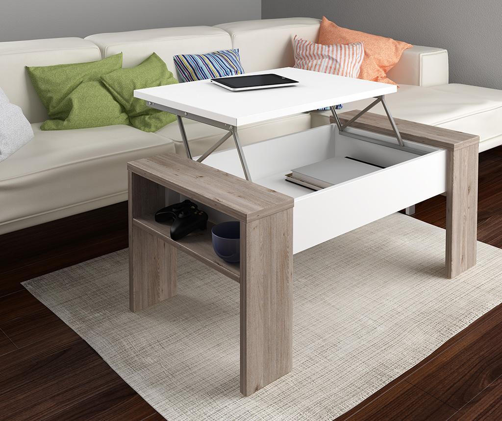 Konferenční stolek James Oak