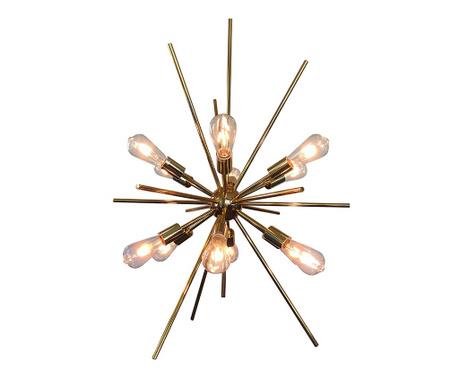Stropna svetilka Tori Gold