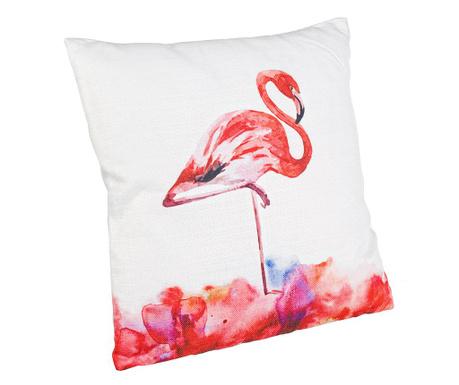 Ukrasni jastuk Pink Flamingo 40x40 cm