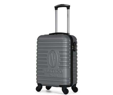 Montreal Silver Gurulós bőrönd 35 L