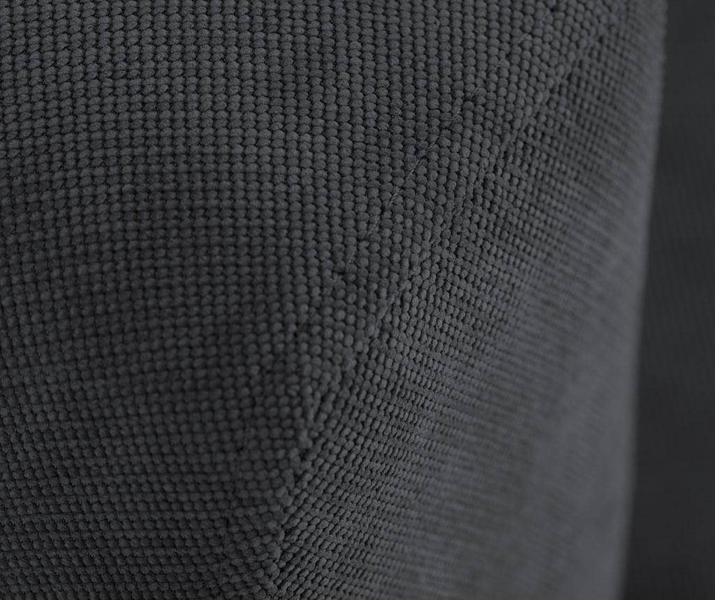 Триместно разтегателно канапе Amsterdam Dark Grey