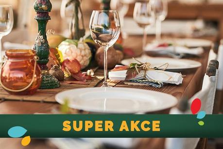 SUPER AKCE: Jídelna a kuchyň