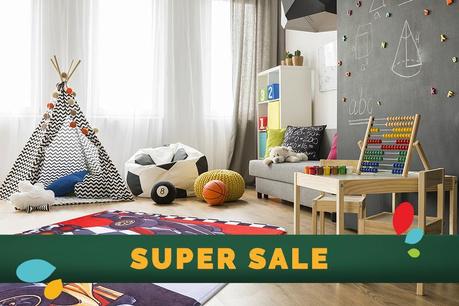 SUPER SALE: Ο κόσμος των παιδιών