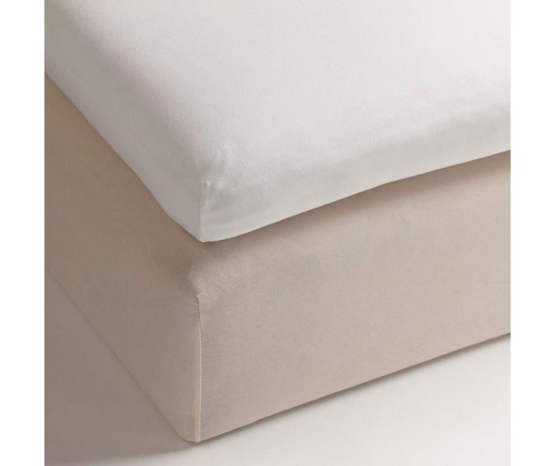 Zaščita za posteljni nadvložek Molton Topper 180x200 cm
