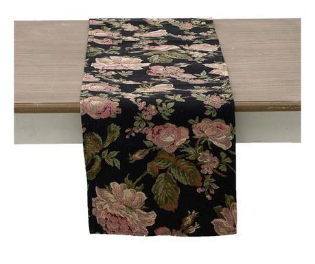 Namizni tekač Pink Peonies 33x150 cm
