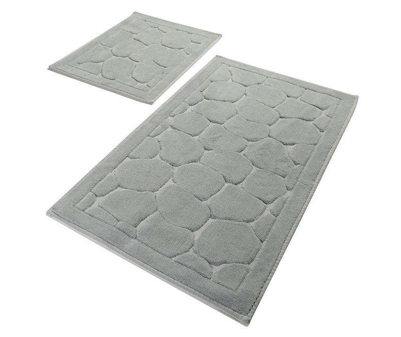 Set 2 kopalniških preprog Parma Grey