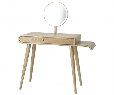 Toaletní stolek se zrcadlem Falima