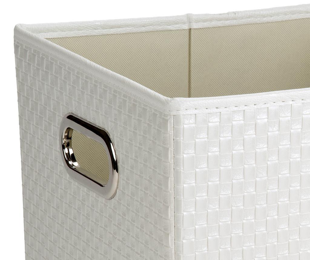 Cutie pentru depozitare Ivon White L