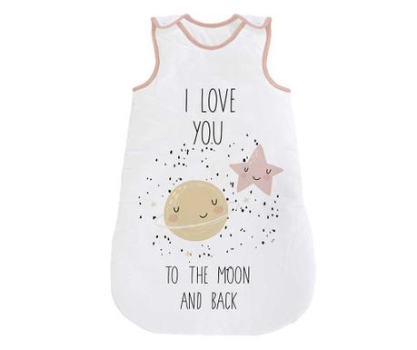 Love To The Moon Gyermek hálózsák 6-12 hónap 10823428bc