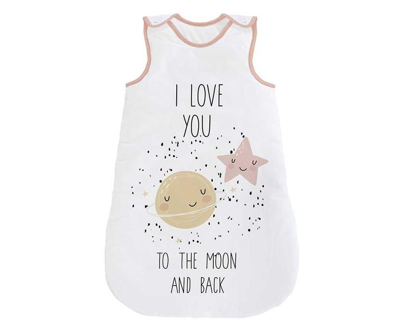 Otroška spalna vreča Love To The Moon 6-12 mesecev