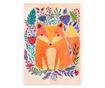 Slika Fox Forest 50x70 cm
