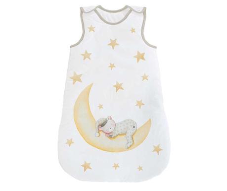 Sac de dormit pentru copii Marlon Night Beige 6-12 luni