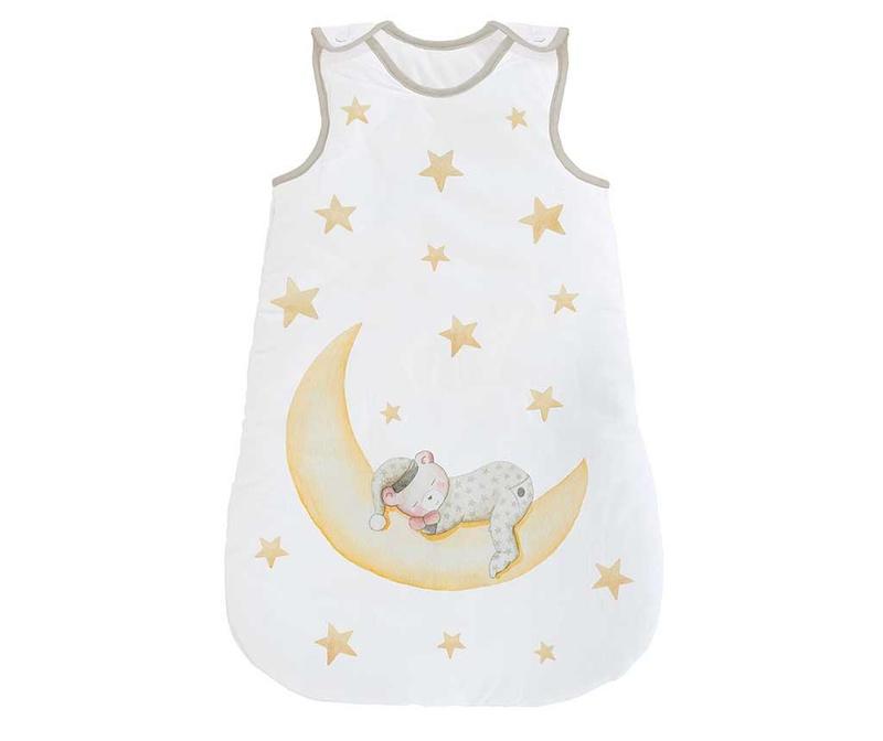 Otroška spalna vreča Marlon Night Beige 6-12 mesecev