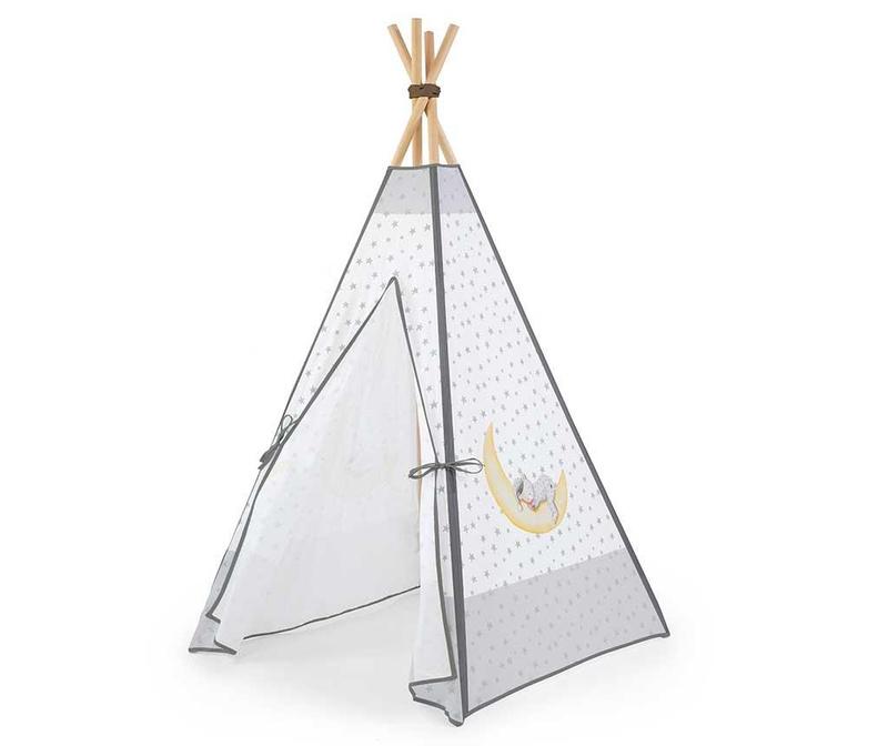 Šator za igru Marlon Night Grey