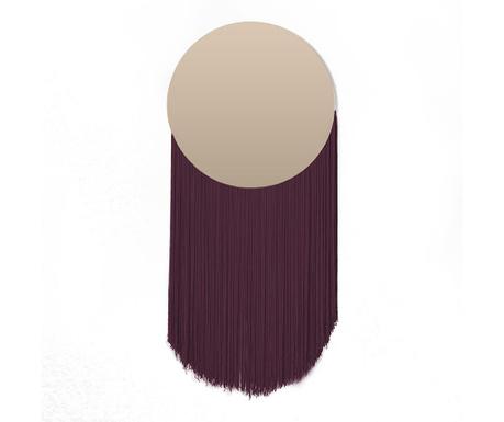Zrcadlo Moon Purple
