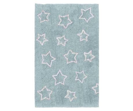 Covor Stars Blue 120x160 cm