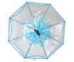 Umbrela Lilliam Blue Reversible