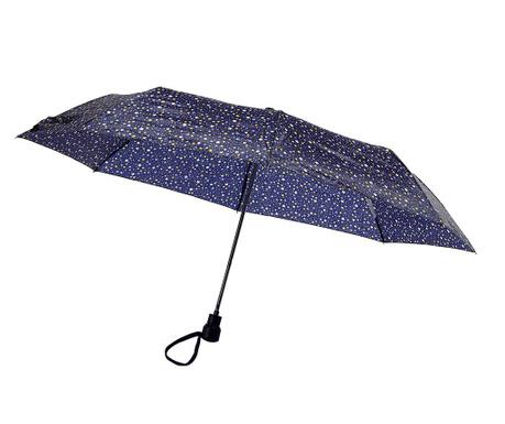 Teleskopický deštník Perletti All The Stars