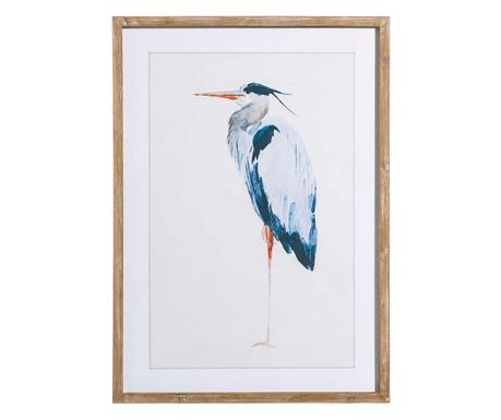 Tablou Pelican Pose 50x70 cm